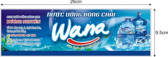 In nhãn nước lọc giá rẻ nhất