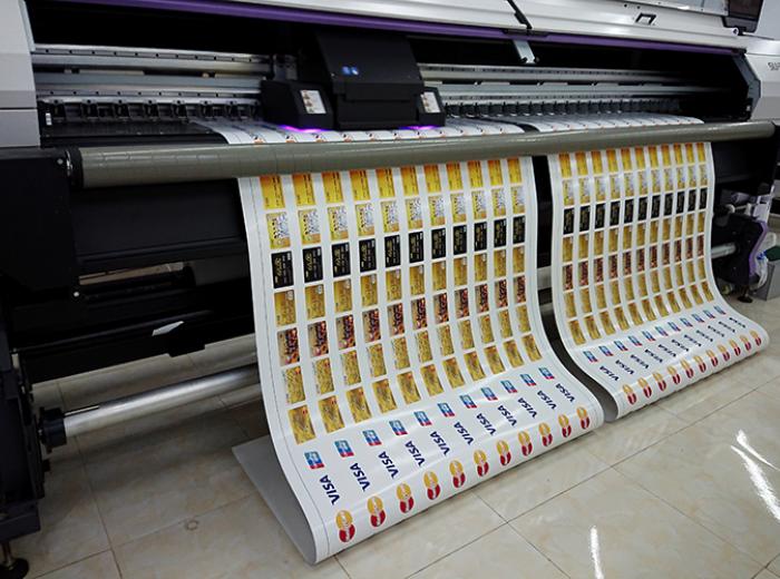 Công nghệ máy móc phục vụ in tem nhãn